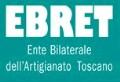 Logo EBRET - ENTE BILATERALE DELL'ARTIGIANATO TOSCANO